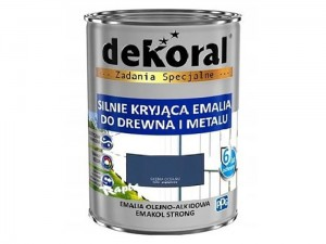 Enamel Dekoral Emakol Strong Ocean Depth 0.9L at Wasserman.eu
