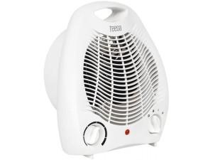Dual-function fan heater. It cools or heats at Wasserman.eu