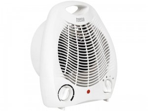 Dual function fan heater. Cools or heats at Wasserman.eu