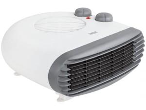 Flat fan heater. 2 functions Cools and heats at Wasserman.eu