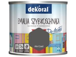 Paint Dekoral Akrylux Fast drying enamel 0.5l Ale Chad at Wasserman.eu