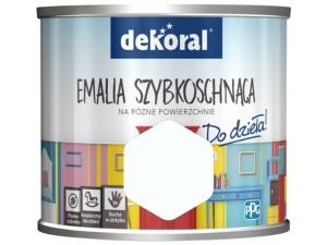 Paint Dekoral Akrylux Quick-drying enamel 0.2l White madness at Wasserman.eu