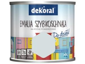 Paint Dekoral Akrylux Fast drying enamel 0.5l Quiet water at Wasserman.eu