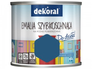 Dekoral Akrylux paint Quick-drying enamel 0.5l Some cosmos at Wasserman.eu