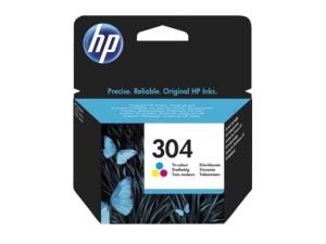 Ink HP 304 color original at Wasserman.eu