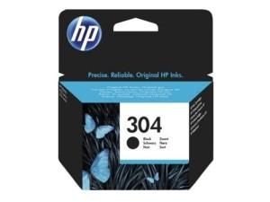 Ink HP 304 black original at Wasserman.eu