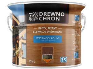 Impregnation coating Drewnochron Extra 2.5L Dark oak at Wasserman.eu