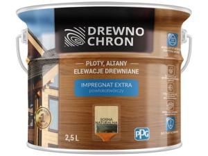 Drewnochron Extra 2.5L coating-forming impregnate Natural pine at Wasserman.eu