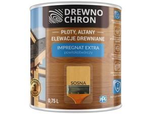 Drewnochron Extra 0.75L Pine coating impregnating agent at Wasserman.eu