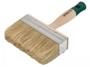 130mm wallpaper brush for emulsion and enamel at Wasserman.eu