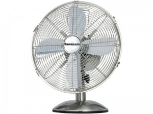 Ravanson Inox Oscillating desk fan at Wasserman.eu