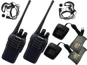 Baofeng BF-888S Two-way radio set, 2 pcs at Wasserman.eu