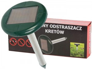 Mole and rodent repeller 15082 XXL Solar at Wasserman.eu