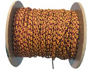 2mm braided rope. Cable for running meters at Wasserman.eu