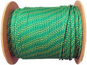 3mm braided rope. Cable for running meters at Wasserman.eu