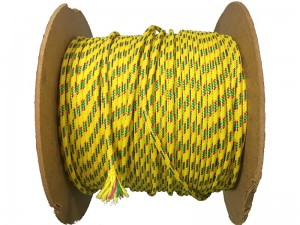 4mm braided rope. Cable for running meters at Wasserman.eu