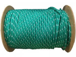 8mm braided rope. Line for running meters at Wasserman.eu