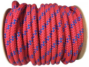 16mm braided rope. Cable for running meters at Wasserman.eu