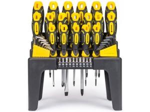 Set screwdrivers screwdrivers Allen bits 44 elements at Wasserman.eu