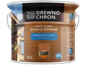 Drewnochron Extra 2.5L Tik coating-forming impregnant at Wasserman.eu
