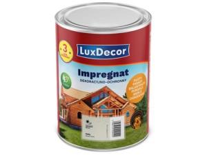 Decorative and protective impregnating agent LuxDecor 1L white at Wasserman.eu