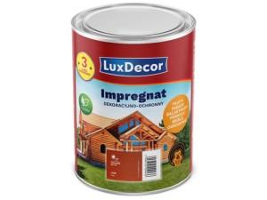 Decorative and protective impregnant LuxDecor 1L cedar at Wasserman.eu