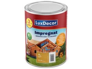Decorative and protective impregnant LuxDecor 1L light oak at Wasserman.eu