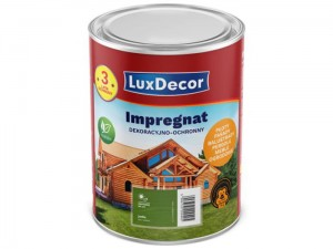 Decorative and protective impregnation LuxDecor 1L fir at Wasserman.eu