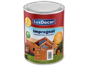 Decorative and protective impregnation LuxDecor 1L chestnut at Wasserman.eu