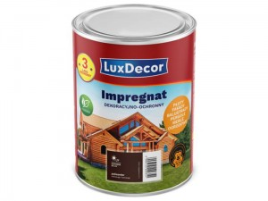Decorative and protective impregnant LuxDecor 1L rosewood at Wasserman.eu