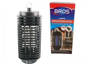 Bros ET1S412 insecticide lamp for insects at Wasserman.eu