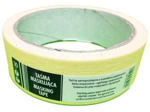 Paper masking tape 30mm 25m at Wasserman.eu