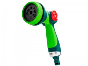 Hand sprinkler 8 functions Adjustable at Wasserman.eu