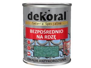 Anticorrosion Dekoral Anticorrosive Youth Green 0,65L at Wasserman.eu