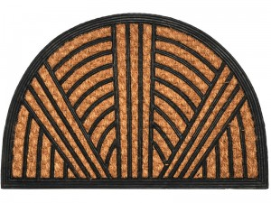 Doormat coconut rubber 60x40cm Hugo WZ3 0176 WZ3 at Wasserman.eu