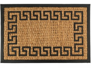 Coconut doormat Hugo rectangle 60x40cm WZ4 at Wasserman.eu
