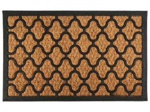 Coconut doormat Hugo rectangle 60x40cm WZ5 at Wasserman.eu