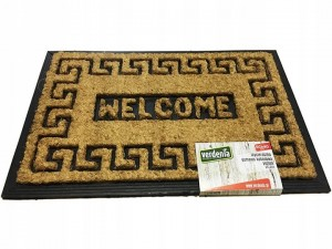 Coconut doormat with rubber 60x40cm Victor WZ7 4515 WZ7 at Wasserman.eu