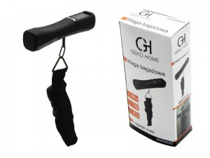 Electronic luggage scale LCD 50kg at Wasserman.eu