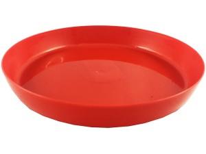 Stand 17 cm for flowerpot Cristal 20 red at Wasserman.eu