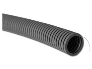 Corrugated pipe, conduit with remote control 20-16 25m gray at Wasserman.eu
