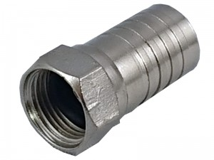 F plug 6.8mm crimp at Wasserman.eu