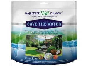 Grass mix Save The Water 1.5 kg at Wasserman.eu