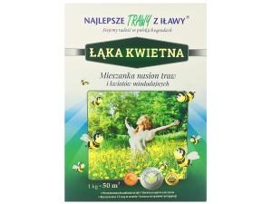 Flower meadow seed mix wild flowers 1kg at Wasserman.eu