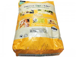 Safari grass mix for dry 10kg sunny places at Wasserman.eu