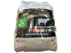 Bovine manure granules. 10L bag. Organic fertilizer at Wasserman.eu