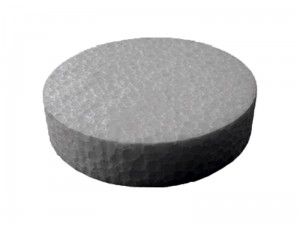 Styrofoam plug 67mm gray 100pcs at Wasserman.eu