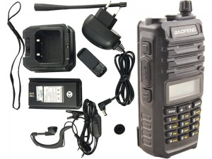Baofeng UV E-70 VHF / UHF Radio Professional at Wasserman.eu