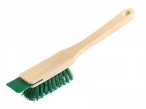 Brush scraper for mower 315mm at Wasserman.eu
