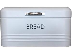 Alcano white bread box. Bread container. at Wasserman.eu